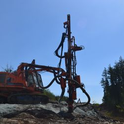 Tamrock Ranger Hydraulic Rock Drills
