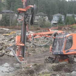 Tamrock Ranger Hydraulic Rock Drill